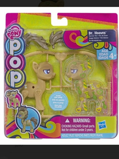 My Little Pony Pop Hasbro Original Dr Hooves Armable