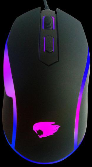Mouse Óptico / Gamer 800/1.200 Dpi G - Fire Led Color