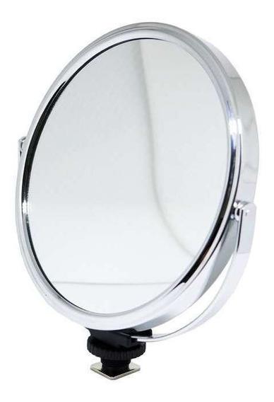 Espelho Double Faced 14 Greika Para Led Ring Light