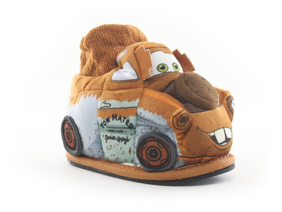 Pantuflas Cars Tow Mater Addnice Addnice Tienda Oficial