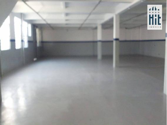 Galpão Para Alugar, 1600 M² Por R$ 32.000,00/mês - Ipiranga - São Paulo/sp - Ga0046