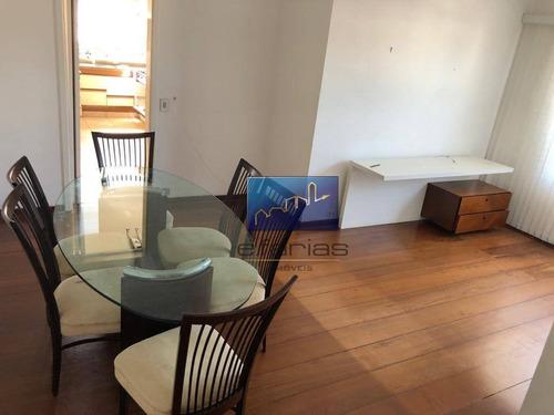 Apartamento Com 3 Dormitórios, 107 M² - Venda Por R$ 650.000,00 Ou Aluguel Por R$ 2.000,00/mês - Jardim Da Saúde - São Paulo/sp - Ap0127
