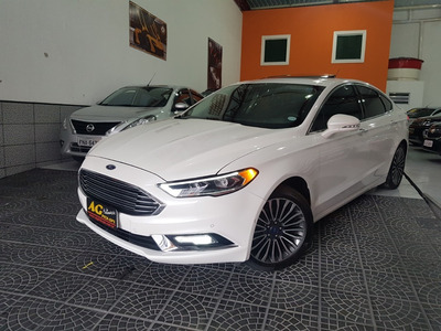 Ford Fusion Titanium 2.0 Ecoboost Awd 2016/2017