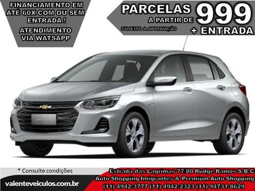 Chevrolet Onix 1.0 Turbo (aut) 2021 *toda As Cores*