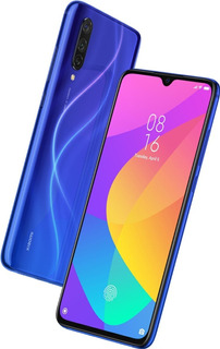 Xiaomi Mi 9 Lite 128gb 6gb Blue Lacrado Global Capa