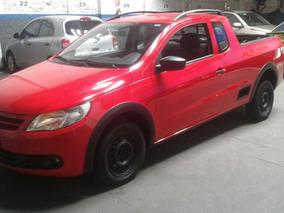 Volkswagen Saveiro Cab Exten 2013 Impecable!!