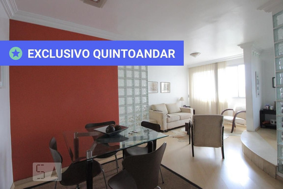 Apartamento No 1º Andar Com 2 Dormitórios E 1 Garagem - Id: 892988696 - 288696