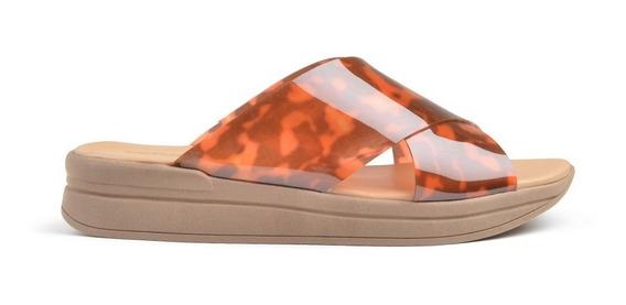 Zuecos Zapatos De Cuero De Mujer Wailea - Ferraro