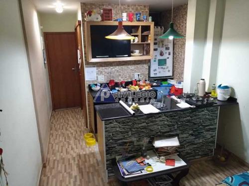 Imagem 1 de 16 de Kitnet/conjugado À Venda, 1 Quarto, 1 Vaga, Santa Teresa - Rio De Janeiro/rj - 22369