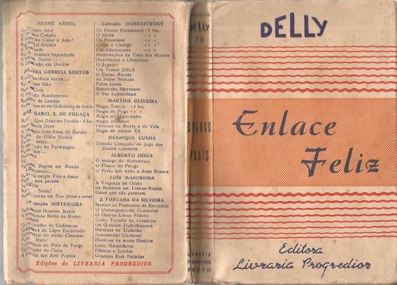 Livro Delly Enlace Feliz