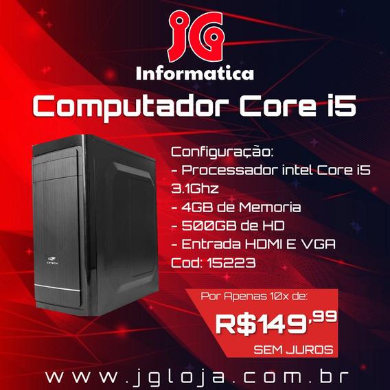 Computador Intel Core I5 (15223)