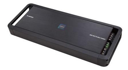 Amplificador Potencia Xion 4 Canales Puenteable 3600wts Nnet