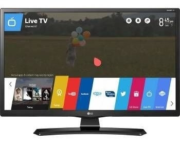 Tv Monitor Lg 28 Polegadas Smart Wifi Led Hd Hdmi Usb - 28m