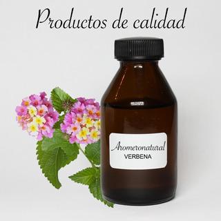 Aceite Esencial Verbena Natural Puro X 100ml Aromaterapia