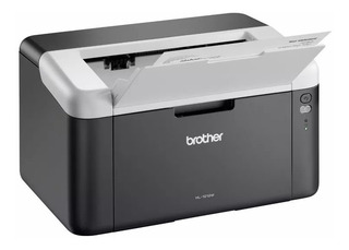 Impresora Láser Negro Brother Wifi Hl-1212w Inalambrica