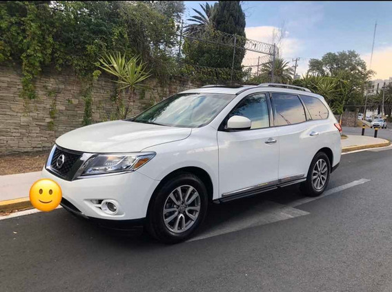 Nissan Pathfinder 2014 3.5 Advance Mt