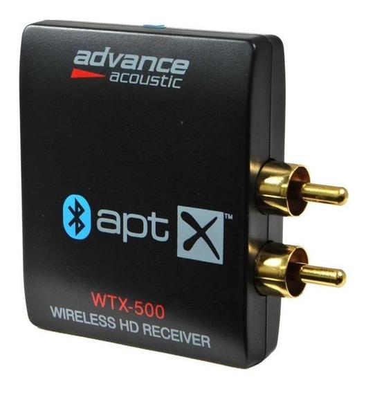 Receptor De Audio Bluetooth Apt-x Advance Acoustic Wtx-500