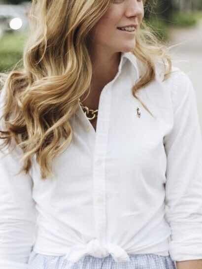 Camisa Ralph Lauren Mujer ¿original