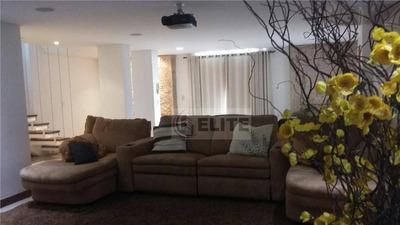 Sobrado Com 3 Dormitórios À Venda, 268 M² Por R$ 1.170.000 - Campestre - Santo André/sp - So0014