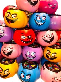 Calabazas Halloween C/ Caramelos Mogul Barata La Golosineria