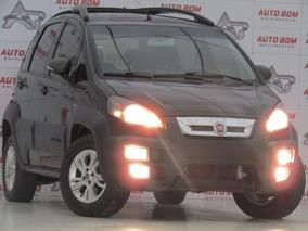 Fiat Idea 1.8 16v Adventure Flex Dualogic 5p 2011-2012 Couro