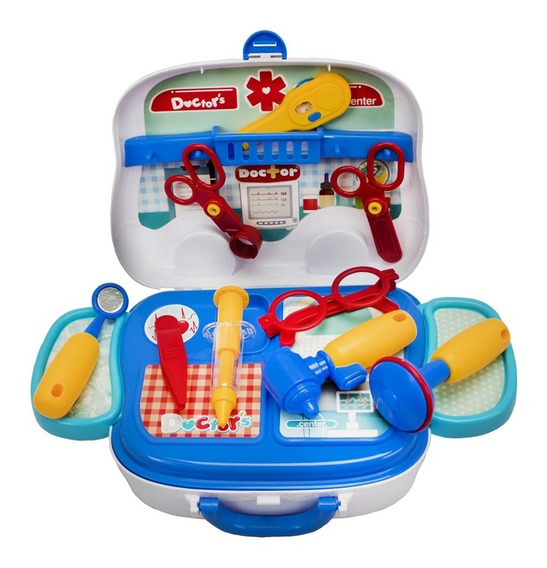 Maleta Doutor Dodoi Medico Infantil - Mc18114