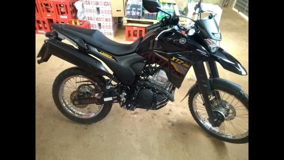 Yamaha Xtz Lander 250 Trial