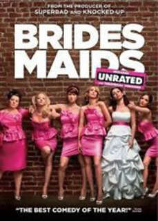 Blu-ray : Bridesmaids (ultraviolet Digital Copy, Snap Ca...