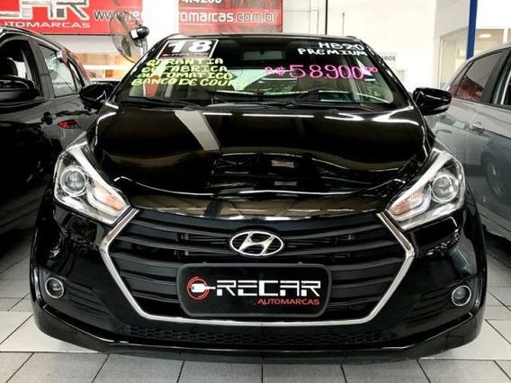 Hyundai Hb20 Premium 1.6 Flex 16v