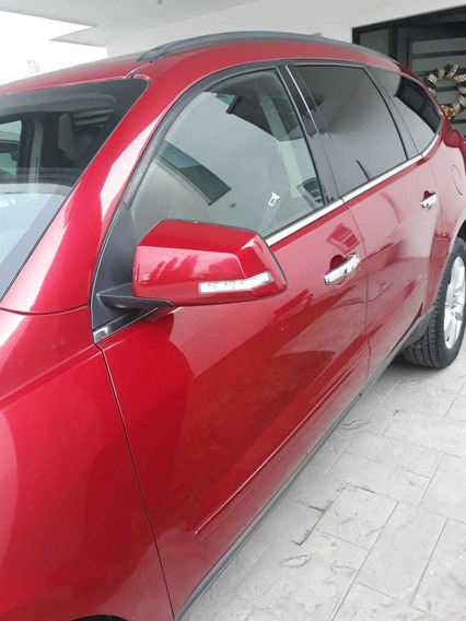 Chevrolet Traverse B Aa Qc Dvd At 2012