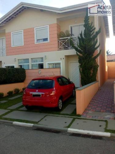 Villas Da Granja Ii - Casa Mobiliada, Excelente Oportunidade! - Ca2521