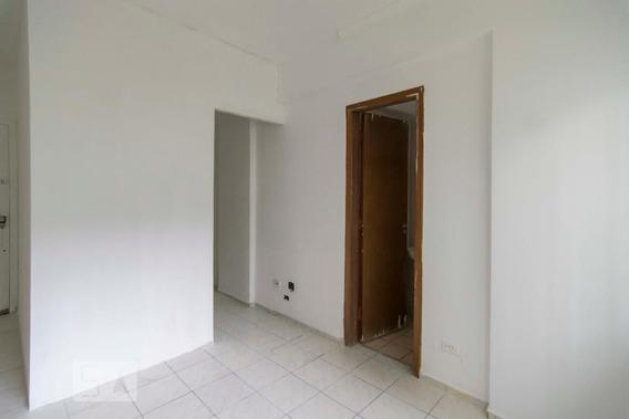 Apartamento No 1º Andar Com 1 Dormitório E 1 Garagem - Id: 892973595 - 273595