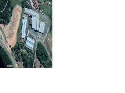Galpao Industrial Com Infraestrutura Completa - 1043