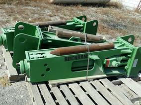 Martillo Hidráulico Rock Ram Para Excavadora Universal