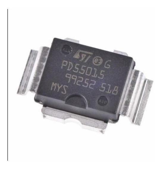 Transistor Mosfet Rf Pd55015 Pd 55015 Montel Original