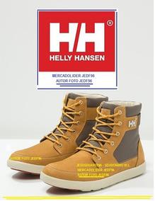 Botas Helly Hansen Original Product Ecko Timberland Nike Acg