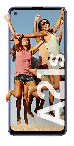 Imagen 1 de 7 de Samsung Galaxy A21s 64 GB azul 4 GB RAM