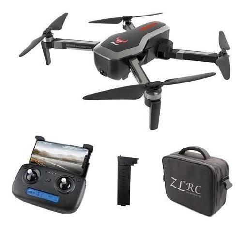 Drone Sg 906. Camera 4k - Gps. Duas Baterias E Bolsa