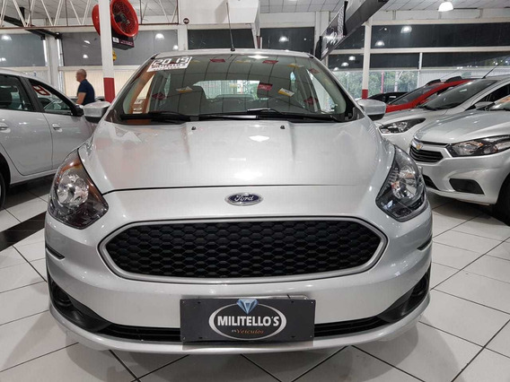 Ford Ka Hatch Completo 2019
