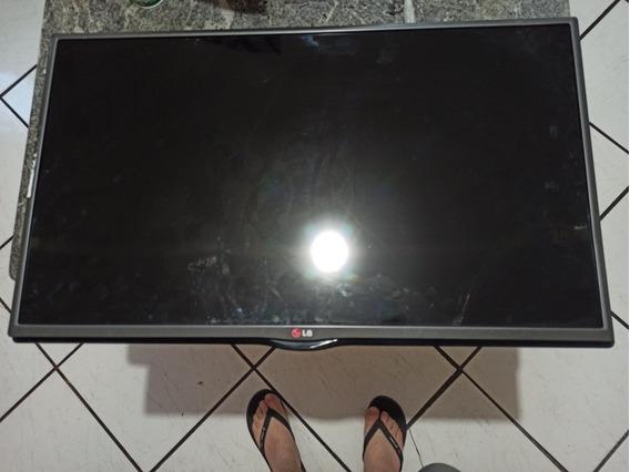 Tv LG 32lb550b ( Tela Quebrada)