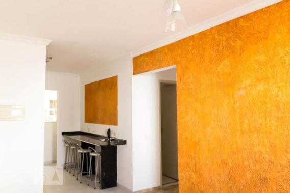 Apartamento Térreo Com 2 Dormitórios E 1 Garagem - Id: 892982681 - 282681
