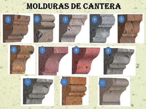 Molduras De Cantera Para Marcos, Ventanas Y Puertas,
