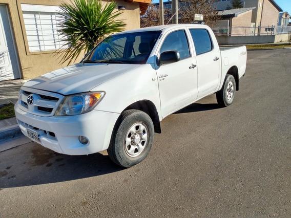 Toyota Hilux 2.5 4x4 Dc