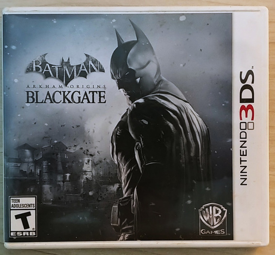 Kit 6 Games Nintendo 3 Ds Batman, Club Penguin, Pirates Of C