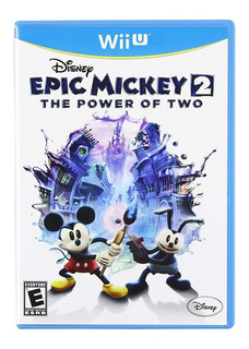 Wii U Epic Mickey 2 The Power Of Two