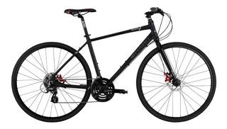 Bicicleta Hibrida Haro Aeras R28 21v Aluminio Disco + Linga