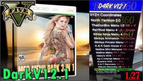 Mod Menu Dark V12.) 20 Em 1 Para Xbox 360 2019