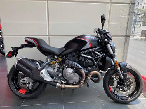 Imagen 1 de 4 de Ducati Monster 821 Stealth