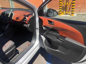 Chevrolet Sonic Lt Versión Estándar