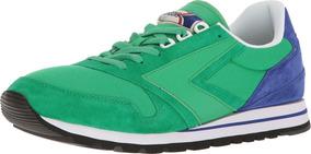 Zapatos Caballeros Brooks Verde/azul - Talla 42.5